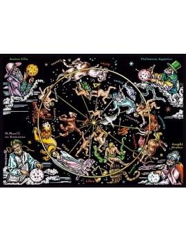 coloriage Horoscope
