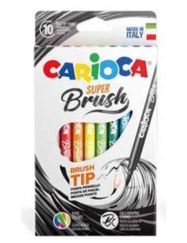 Feutre Carioca super Brush pro