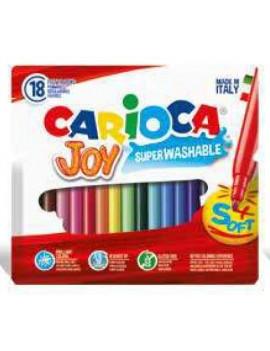 18 Feutres Carioca Joy...
