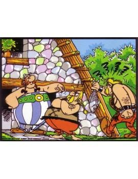 Coloriage Obelix et le...