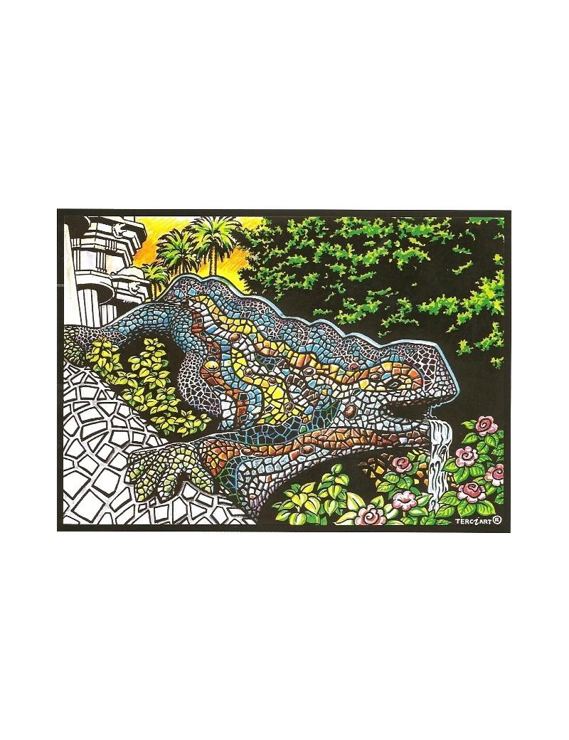 le Dragon par Gaudi