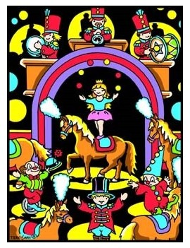 Jouets cirque