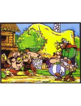 Asterix et Obelix porte le chef