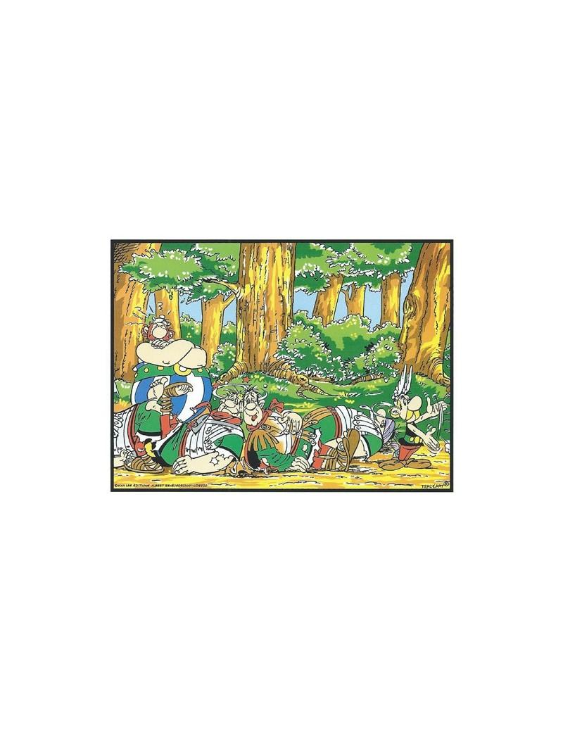 Asterix et Obelix avec les romains