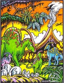 dinosaure 2