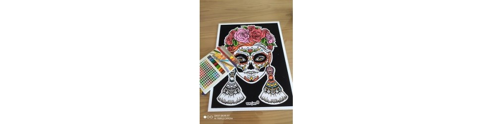 Grand coloriages